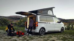 Opel Zafira Life by Crosscamp, il bagagliaio