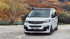 Opel Zafira Life by Crosscamp, il frontale