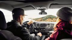 Opel Zafira Life by Crosscamp, il posto di guida