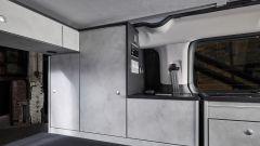 Opel Zafira Life by Crosscamp, la cucina