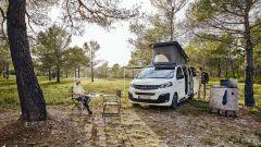 Opel Zafira Life in versione camper by Crosscamp