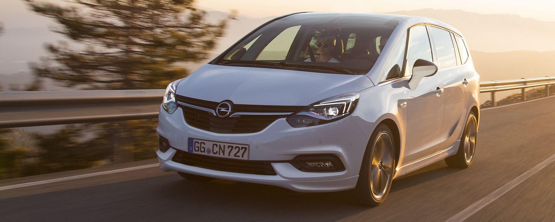 Opel Zafira: per la KBA è ok il software montato sul motore 2.0 turbodiesel