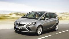 Opel Zafira Tourer: 70 nuove immagini in HD - Immagine: 4