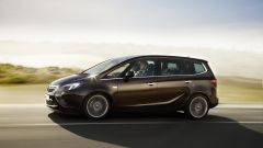 Opel Zafira Tourer: 70 nuove immagini in HD - Immagine: 8