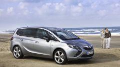 Opel Zafira Tourer: 70 nuove immagini in HD - Immagine: 12