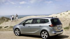 Opel Zafira Tourer: 70 nuove immagini in HD - Immagine: 13