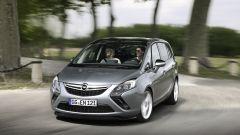 Opel Zafira Tourer: 70 nuove immagini in HD - Immagine: 11