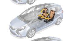 Opel Zafira Tourer: 70 nuove immagini in HD - Immagine: 79