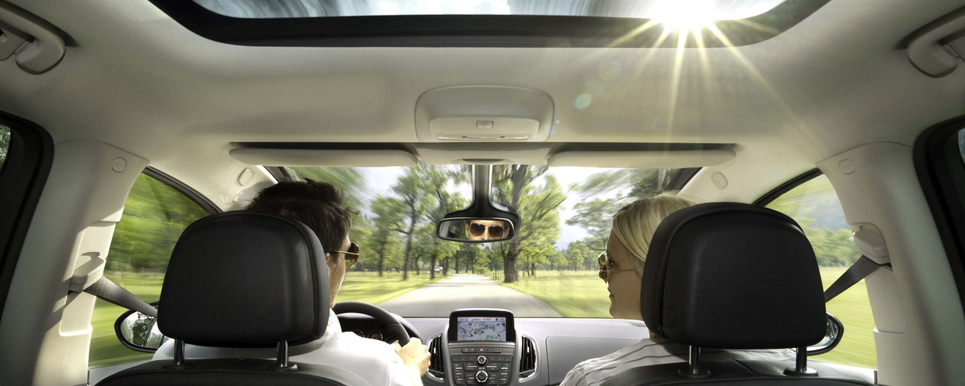 Opel Zafira Tourer: 70 nuove immagini in HD