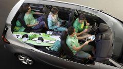 Opel Zafira Tourer: 70 nuove immagini in HD - Immagine: 32