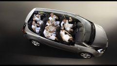 Opel Zafira Tourer: 70 nuove immagini in HD - Immagine: 31