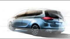 Opel Zafira Tourer: 70 nuove immagini in HD - Immagine: 96