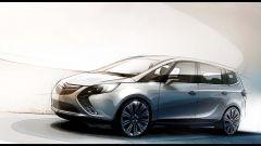 Opel Zafira Tourer: 70 nuove immagini in HD - Immagine: 92