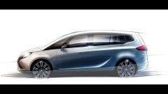 Opel Zafira Tourer: 70 nuove immagini in HD - Immagine: 95