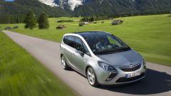 Opel Zafira Tourer: 70 nuove immagini in HD - Immagine: 27