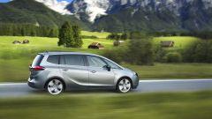 Opel Zafira Tourer: 70 nuove immagini in HD - Immagine: 20