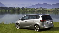 Opel Zafira Tourer: 70 nuove immagini in HD - Immagine: 24