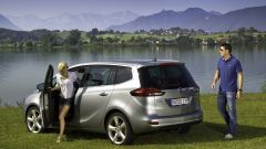 Opel Zafira Tourer: 70 nuove immagini in HD - Immagine: 52