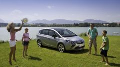 Opel Zafira Tourer: 70 nuove immagini in HD - Immagine: 26