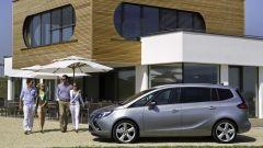 Opel Zafira Tourer: 70 nuove immagini in HD - Immagine: 49
