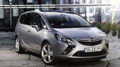 Opel Zafira Tourer: 70 nuove immagini in HD - Immagine: 56