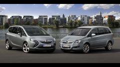Opel Zafira Tourer: 70 nuove immagini in HD - Immagine: 57