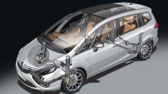 Opel Zafira Tourer: 70 nuove immagini in HD - Immagine: 88