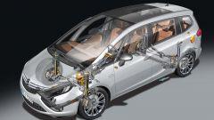 Opel Zafira Tourer: 70 nuove immagini in HD - Immagine: 87