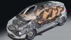 Opel Zafira Tourer: 70 nuove immagini in HD - Immagine: 86
