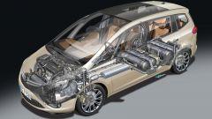 Opel Zafira Tourer: 70 nuove immagini in HD - Immagine: 84