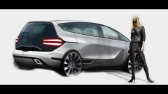 Opel Zafira Tourer: 70 nuove immagini in HD - Immagine: 94