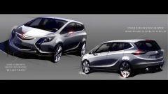 Opel Zafira Tourer: 70 nuove immagini in HD - Immagine: 91