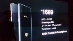 OPPO Find X Lamborghini: scheda tecnica e prezzo