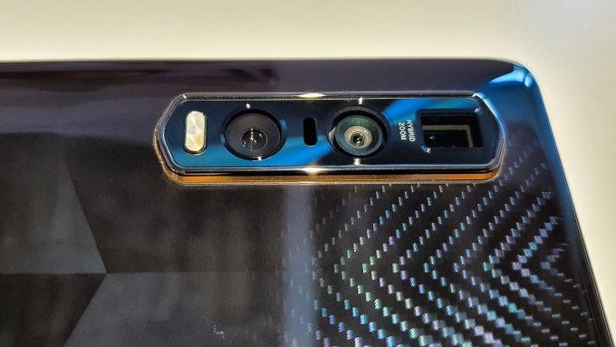 Oppo Find X2 Pro Lamborghini: le fotocamere posteriori