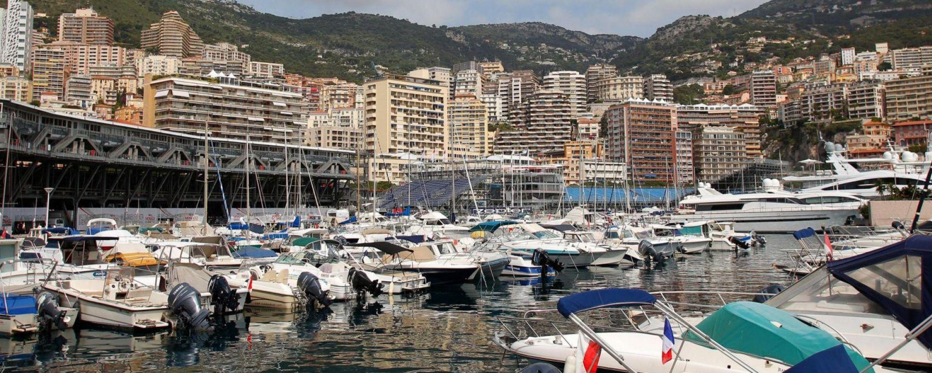 F1 GP Monaco - Orari TV e TimeTable