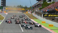 F1 GP Spagna - Orari TV e TimeTable - Immagine: 2