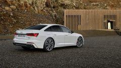 Ordini aperti per le plug-in Audi: Audi A6 50 TFSI e