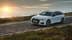 Ordini aperti per le plug-in Audi: Audi A6 Avant 50 TFSI e