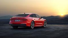 Ordini aperti per le plug-in Audi: Audi A7 Sportback 55 TFSI e