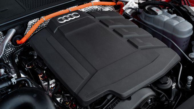 Ordini aperti per le plug-in Audi: il propulsore ibrido