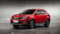 OS'Car RX5: all'anteriore la suv cinese riprende lo stile della Volkswagen Tiguan