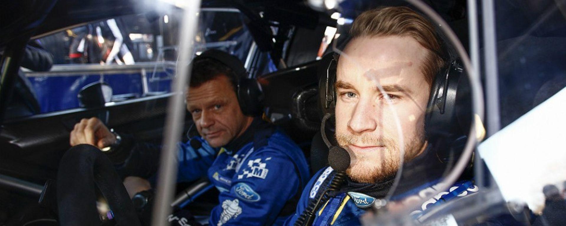 Ostberg - WRC 2016