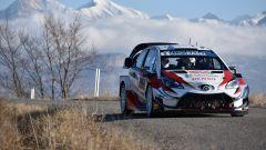 Ott Tanak e Martin Jarveoja - Toyota Yaris Wrc