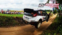 Ott Tanak - Rally di Polonia 2016