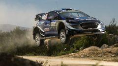 Ott Tanak - Rally Italia Sardegna 2017 WRC