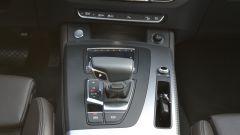 Ottimo il cambio automatico S Tronic a sette rapporti