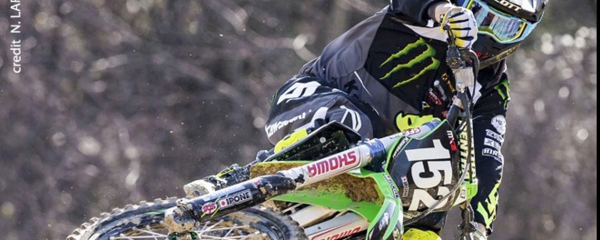 Ottobiano Vibram Days, Vibram lancia la nuova tecnologia VLR per il Motocross