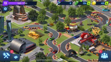 Overdrive City, il nuovo gioco di corse per Android e iPhone di Gameloft