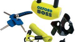 Oxford BOSS - Super Strong Disc Lock