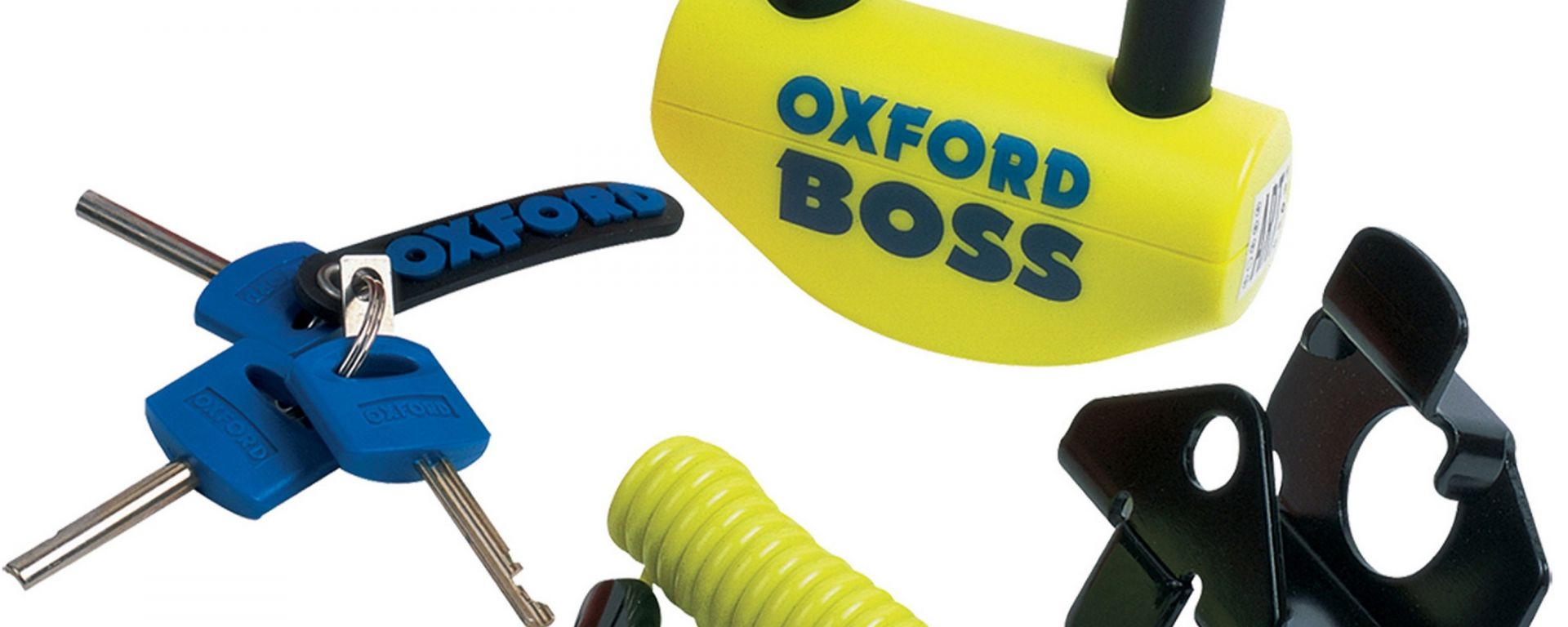 Oxford BOSS - Super Strong Disc Lock